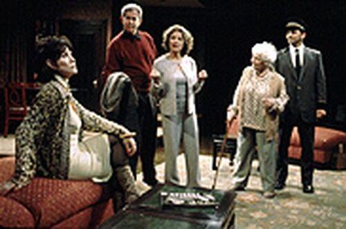 Michele Lee au théâtre.