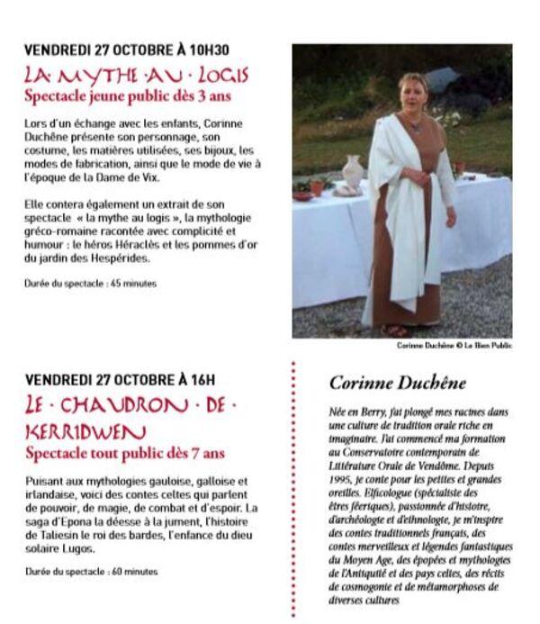 """Festival """"Autour des Mots !"""