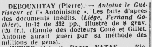Les Nouvelles littéraires, artistiques et scientifiques 9 juin 1934