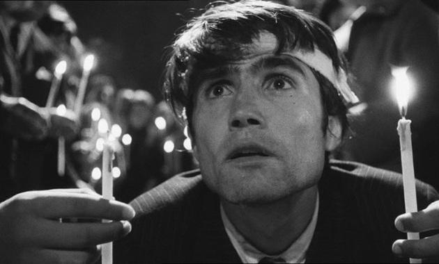 Les Pâtres du désordres de Nikos Papatakis (1967) * Οι Βοσκοι