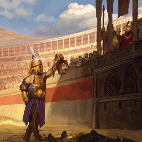 BIG NEWS : Battle Brothers, DLC Blazing Deserts,villes-états, partie 1*