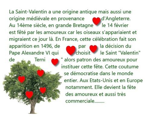 St Valentin !!!