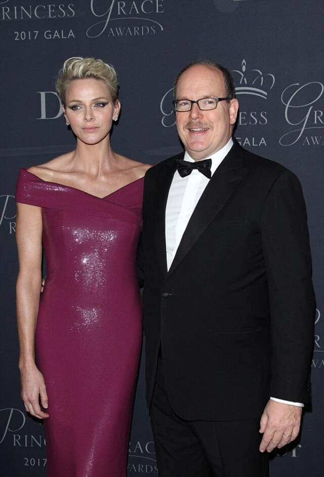 Princess Grace Awards Gala in Beverly Hills
