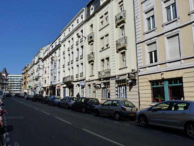 Metz rue du Sablon 1 Marc de Metz 2011