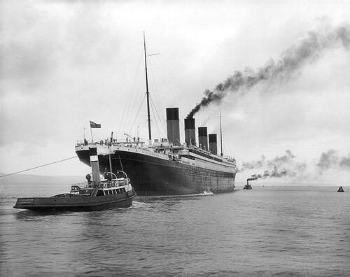 Le Titanic a-t-il coulé à cause d'un incendie ?