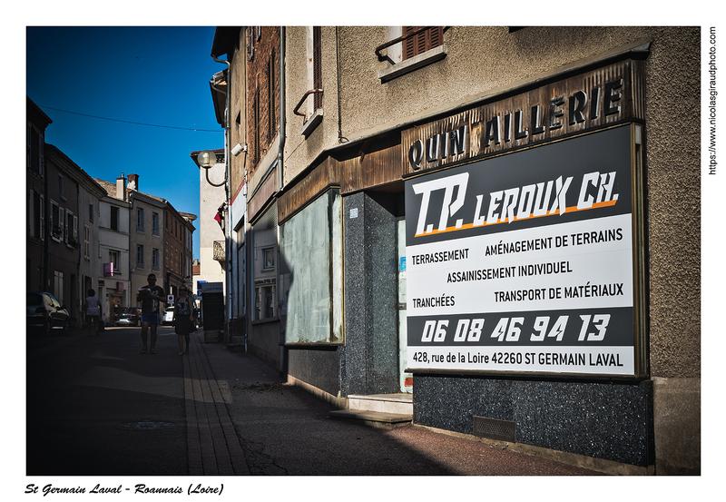 De Pommiers à St Germain Laval, Pays d'Aix et Isable