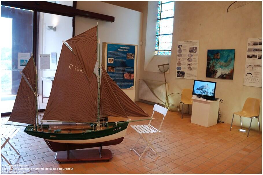 """EXPO """"Regards sur le patrimoine maritime de la baie"""""""