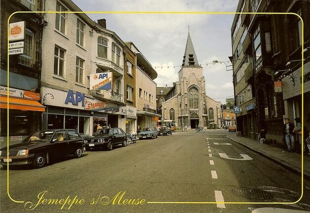 Jemeppe s/Meuse - L'Église