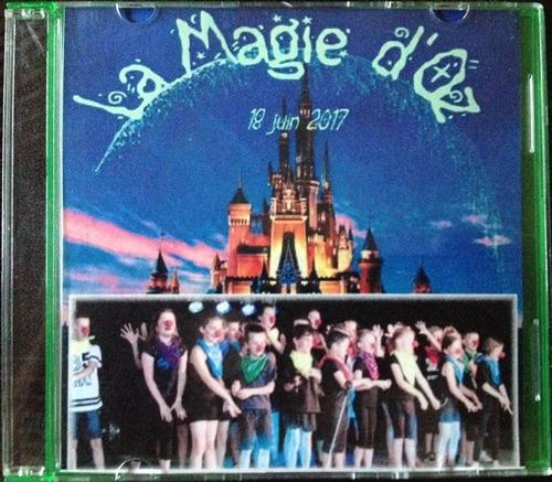 """Le DVD de la comédie musicale 2017 """"La Magie d'OZ"""" est disponible !"""