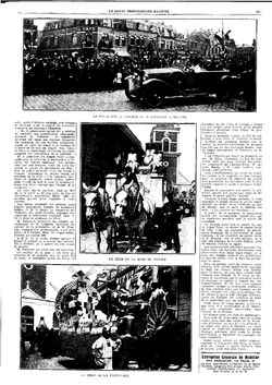 Les fêtes de la renaissance d'orchies avec M. Poincaré #4 (Le Grand hebdomadaire illustré, 31 juillet 1927).jpg