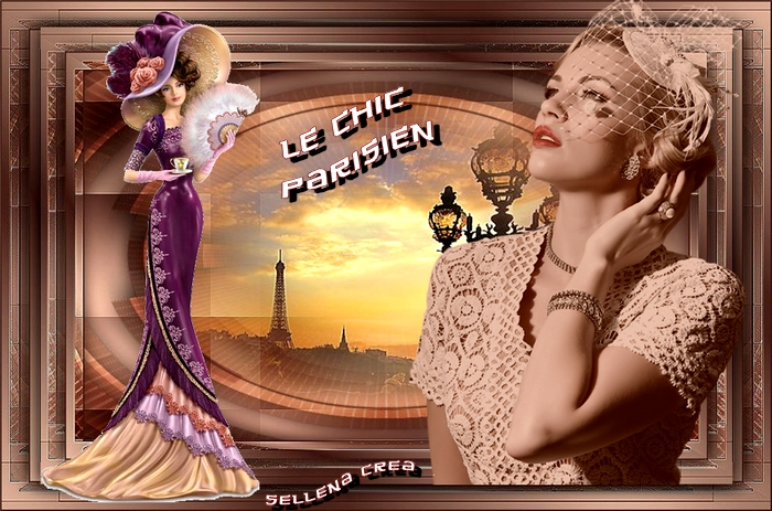 **Le Chic Parisien**Cartes