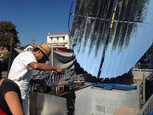 Restaurant solaire le Présage