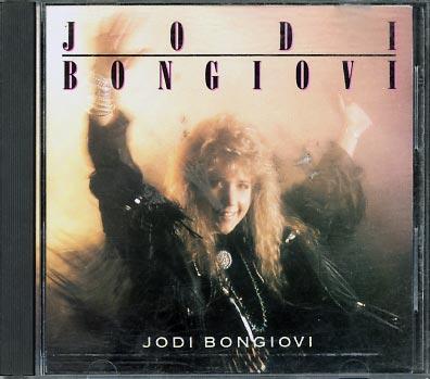 Jodi Bongiovi: la cousine de jon! 1989