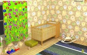 Baby's bedroom visit