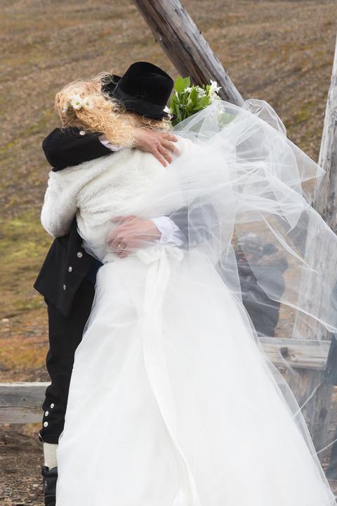 Pour changer... un mariage