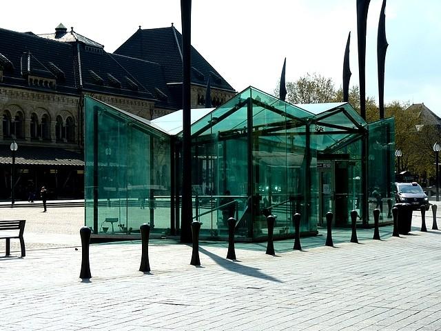 Place de la Gare Metz 15 Marc de Metz 2012