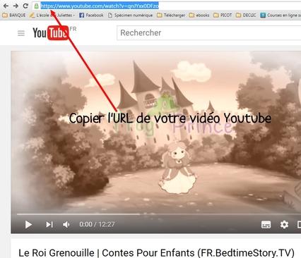 Télécharger via Youtube