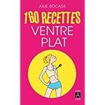 Chronique 160 recettes ventre plat de Julie Bocage