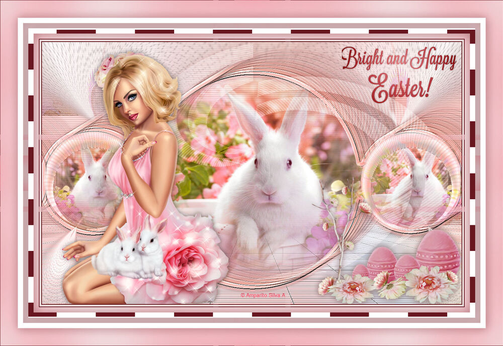 BRIGHT AND HAPPY EASTER !