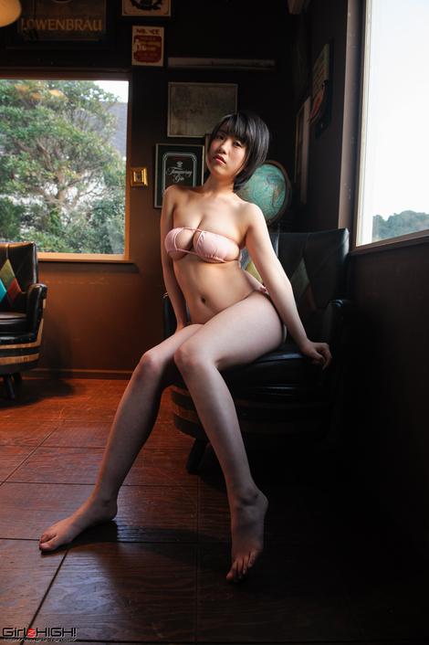 WEB Gravure : ( [Girlz HIGH!] - | Gravure Gallery No.25 - Photo Gallery Vol.04 | Mami Nagase/長瀬麻美 )