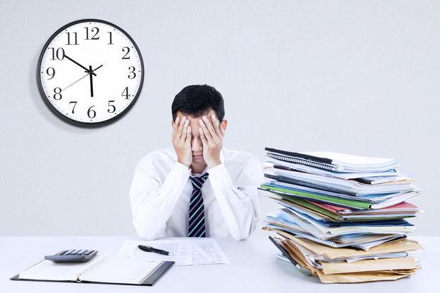 Il est urgent de réduire la semaine de travail