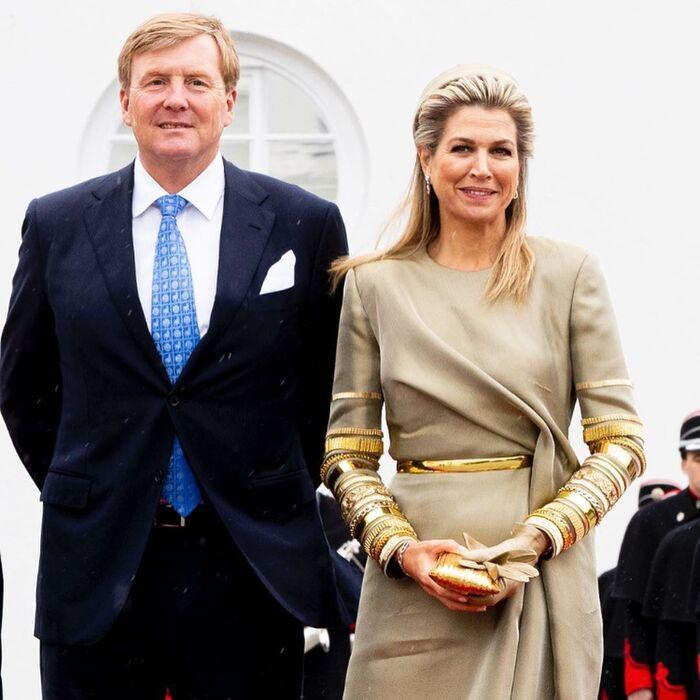 Willem et Maxima en Irlande