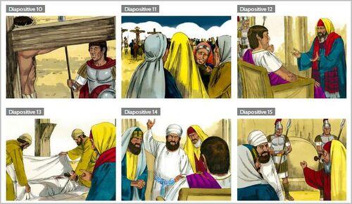 Rencontre de jesus avec nicodeme