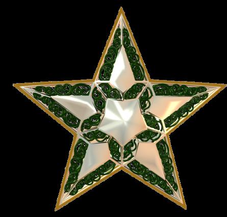 Etoiles flocons de  (Noël ) 6
