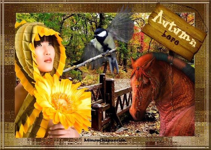 cartes d'automne 3ième partie