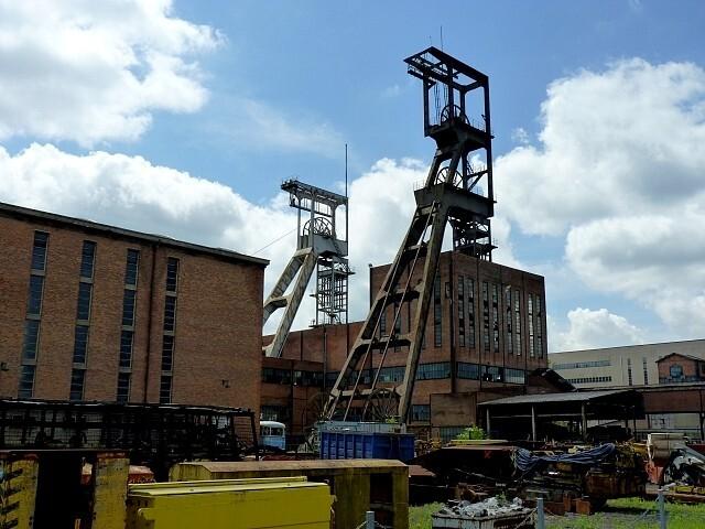 Le musée Les Mineurs Wendel 23 Marc de Metz 01 10 2012