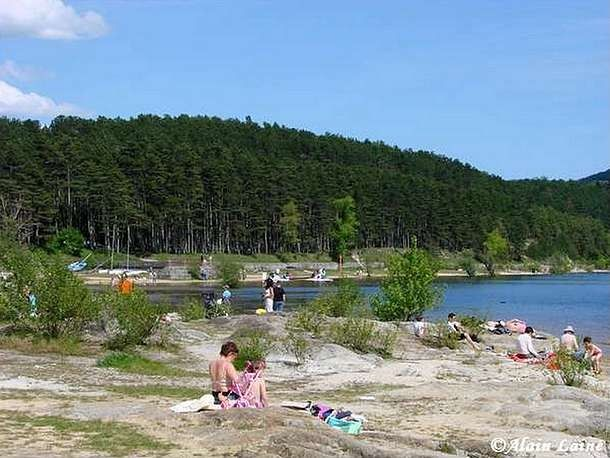 Lac St Féréol-Mai08-3