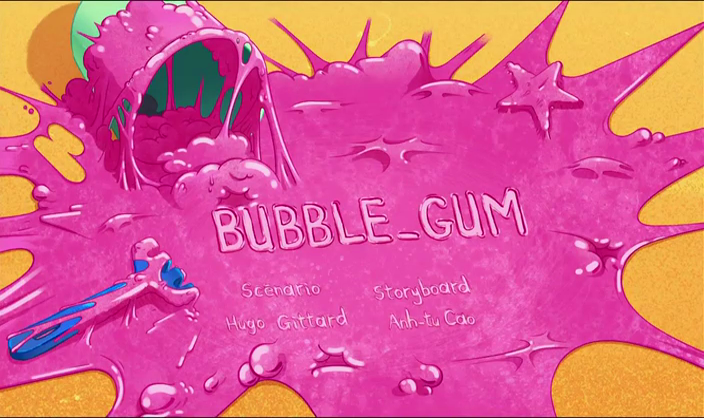 Zig & Sharko - 2x70 - Bubble-gum