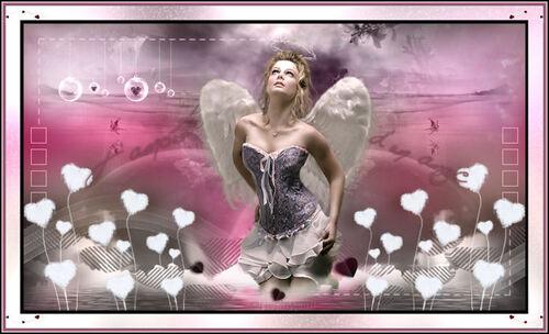l'amour d'un ange