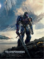 Transformers Last Knight affiche
