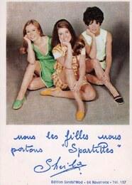 La Boutique de  Sheila - 1968
