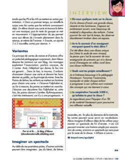 """Pépites de blog sur le magazine """"La classe maternelle"""""""