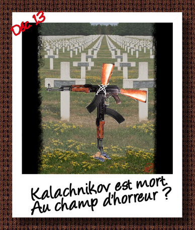 Mort de Kalachnikov