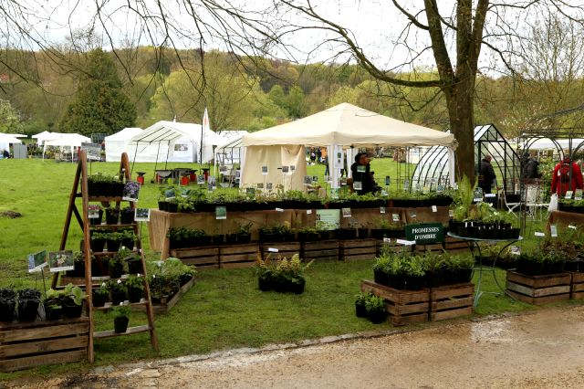 Les Jardins d'Aywiers - Printemps 2016