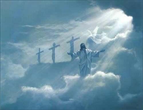 C'est aujourd'hui le jour de Pâques