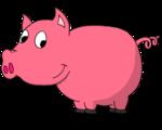 Dessin - Le cochon