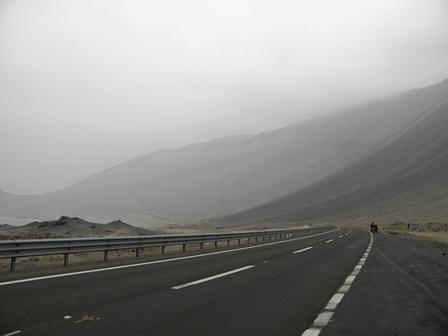 San Pedro d'Atacama > Iquique