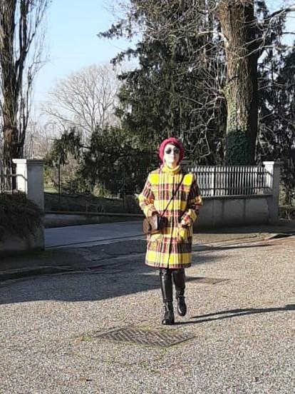 Veste Lainage Anna