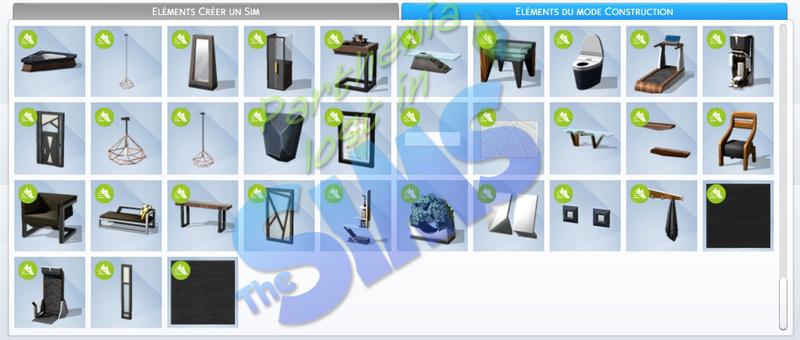 Kit d'objets : Fitness