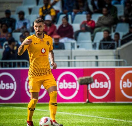 Nouveau maillot Kaizer Chiefs 2019 Domicile