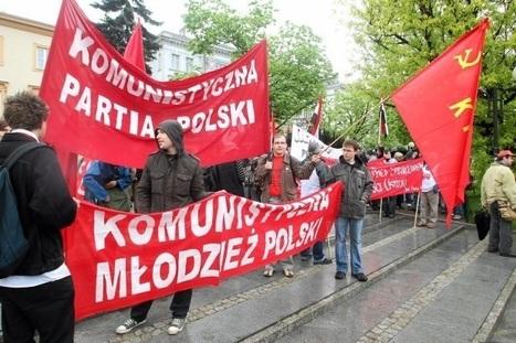 Non à l'interdiction du Parti COMMUNISTE polonais (KPP) !  Oui à la LIBERTÉ d'expression en POLOGNE !