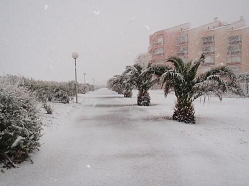 le barcares sous la neige 019