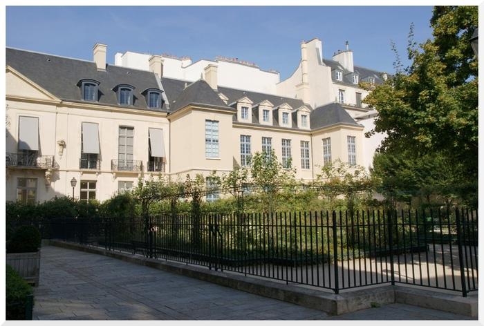 Jardin Saint-Gilles Grand-Veneur
