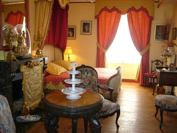 chambre Madame de Lamballe