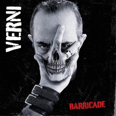 VERNI - Détails et extrait de son premier album solo Barricade