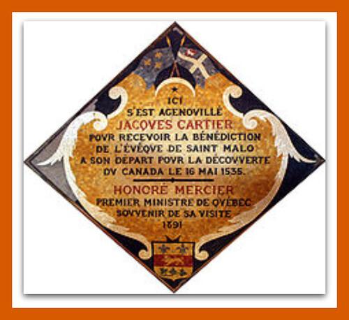 Jacques Cartier -le malouin